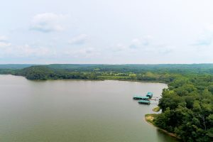 Enjoy Kentucky Lake fishing at Cane Creek