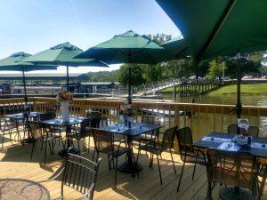 Kentucky Lake dining